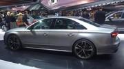 Audi S8 Plus, das super-berline