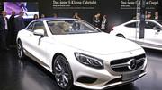 Mercedes Classe S Cabriolet : un palace à ciel ouvert