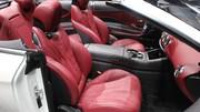 Mercedes Classe S cabriolet : l'élégante