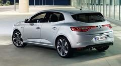 Renault Mégane : une hybridation légère en 2017