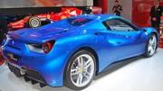 Ferrari 488 Spider : hyperventilation