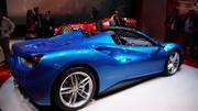 Un peu de rêve avec la Ferrari 488 Spider