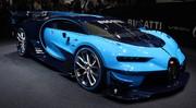 Bugatti Gran Turismo concept : spectaculaire