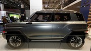 Ssangyong XAV Adventure et XLR Air Concept : l'avenir de la marque