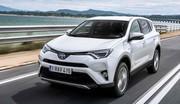 Toyota RAV-4 Hybrid : un hybride pour revenir au contact