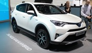 Toyota Rav 4 hybride : enfin