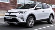 Toyota RAV4 Hybrid One en série limitée