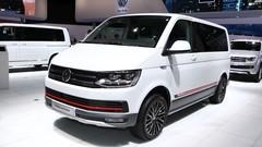 Volkswagen Multivan PanAmericana : une moto dans le sac à dos !