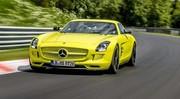 Mercedes : les voitures électriques arrivent