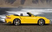 Porsche 911 Turbo Cabriolet : même performances, plus de plaisir