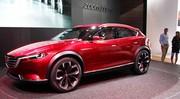 Mazda Koeru Concept : en attendant le CX-7