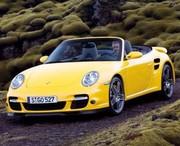 Porsche 997 Turbo Cabriolet : Double turbo pour un cabrio