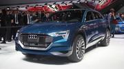 Audi e-tron Quattro Concept : démonstration