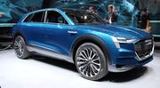 Audi e-tron quattro concept : le futur Q6 à Francfort