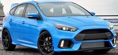 Ford Focus RS : pour le plaisir