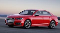 L'Audi A4 se met déjà au sport avec la S4