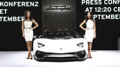 Lamborghini Aventador SV Roadster : le cabriolet le plus radical ?