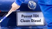 Volkswagen décroche de 20 % à la Bourse de Francfort