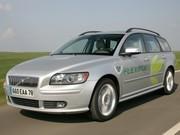 Volvo V50 FlexiFuel : un break dynamique et écologique
