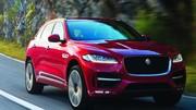 Jaguar F-Pace : L'arme de conquête