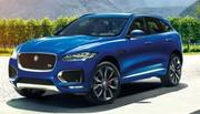 Jaguar F-Pace, les prix et caractéristiques