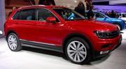 Nouveau Volkswagen Tiguan : premier contact