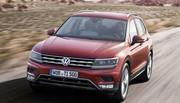 Nouveau Volkswagen Tiguan 2016