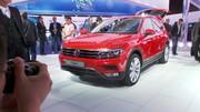 Premier contact Volkswagen Tiguan 2 : Vert et mûr