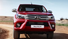 Le Toyota Hilux en version 2016