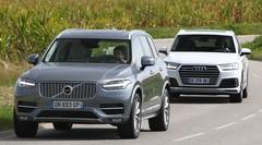 Essai Audi Q7 vs Volvo XC90 : le match des SUV de luxe !
