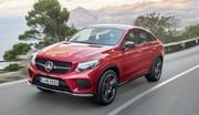 Essai Mercedes GLE Coupé 450 AMG : La réplique
