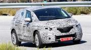 Renault Scénic 2016 : premières photos espions du monospace Renault