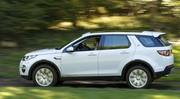 Essai Land Rover Discovery Sport TD4 : test du nouveau diesel 180 ch