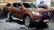 Nissan Navara arrive en Europe