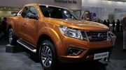 Nissan Navara NP300 : pick-up et geek