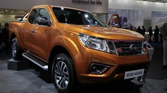 Nissan Navara NP300 : pick-up et geek