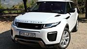 Essai Range Rover Evoque restylée : plus qu'un simple SUV
