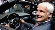 Affaire Volkswagen : Matthias Müller va prendre la direction de Volkswagen