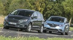Essai : Le Ford S-Max défie le Renault Espace