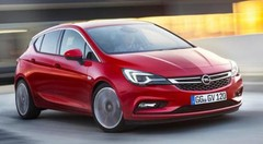 Opel Astra K OPC : premières indiscrétions