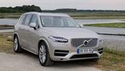 Essai nouveau Volvo XC90