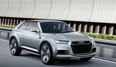 Petit crossover Audi : ce sera finalement Q2