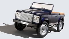 Un Land Rover Defender à 14 000 €
