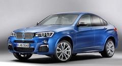 Voici le BMW X4 M40i
