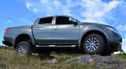 Essai Mitsubishi L200 181 ch pick-up 2015 : moderne authenticité