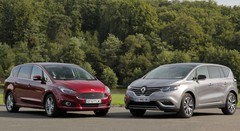 Essai Renault Espace vs Ford S-Max : deux philosophies bien distinctes