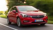 Essai Opel Astra 5 (2015) : Bien sous tous rapports