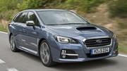 Essai Subaru Levorg : Retour aux sources