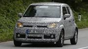 "Suzuki : premières photos de la future ""Ignis"""