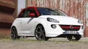 Essai Opel Adam S : La mini-citadine survitaminée